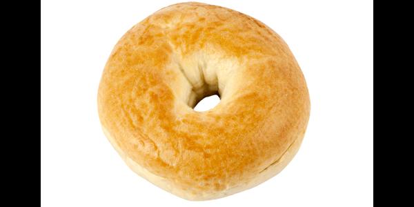 Plain Mini Bagel - Sliced