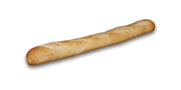 White Baguette