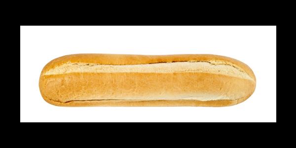"6"" White Sub Roll"