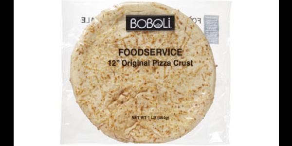 "12"" Original Pizza Crust"