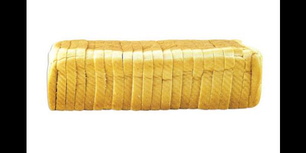 Sliced White Sandwich Bread