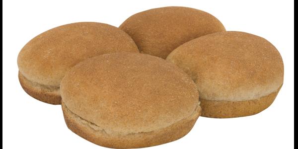 100% Wheat Sandwich Buns
