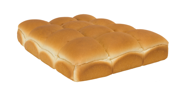 Whole Grain White Dinner Rolls