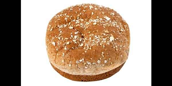 Deluxe Whole Wheat Hamburger Bun