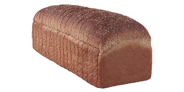 Round Top 100% Whole Wheat Sliced Bread