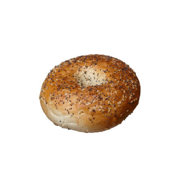 4oz Everything Bagel - Unsliced