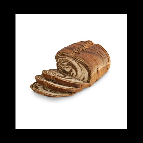 Marble Rye Panini Bread