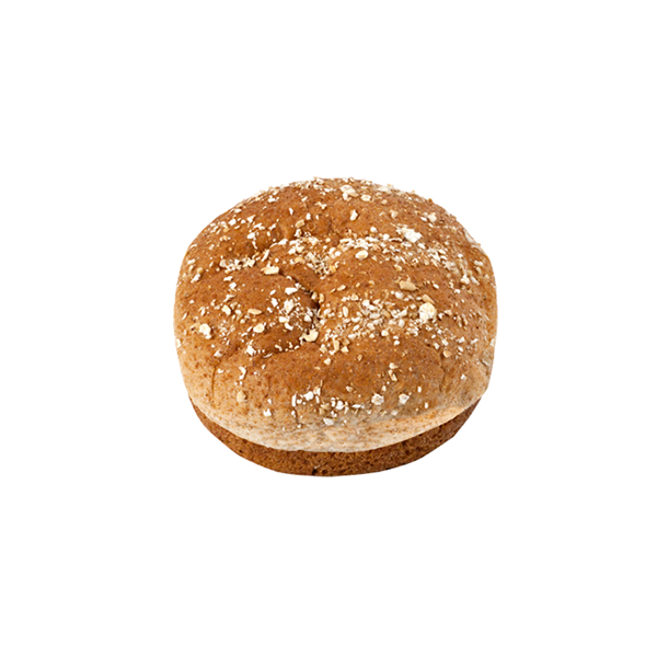 Deluxe Whole Wheat Hamburger Bun